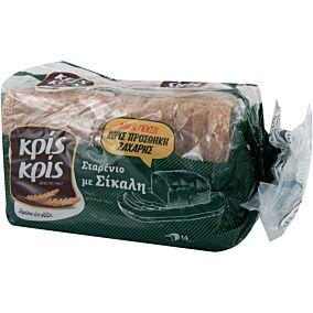 Ψωμί ΚΡΙΣ ΚΡΙΣ σίκαλης (360g)
