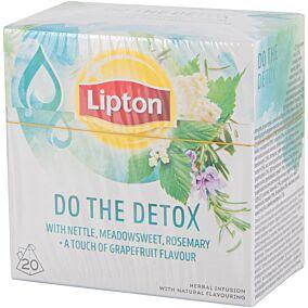 Αφέψημα LIPTON do the dettox (20x30g)
