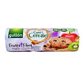 Μπισκότα GULLÓN Cuor di cereale με φρούτα (300g)
