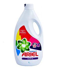 Απορρυπαντικό ARIEL Color πλυντηρίου ρούχων, υγρό (54μεζ.)