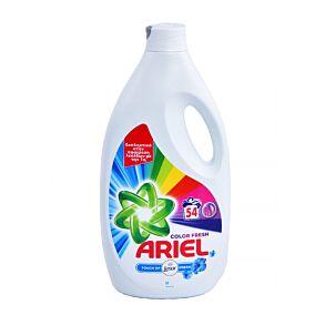 Απορρυπαντικό ARIEL Touch of Lenor πλυντηρίου ρούχων, υγρό (54μεζ.)