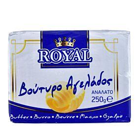 Βούτυρο ROYAL με 82% λιπαρά (250g)