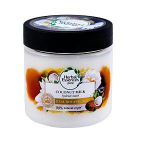Μάσκα μαλλιών HERBAL coconut milk (250ml)