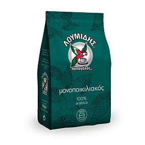Καφές ΛΟΥΜΙΔΗΣ μονοποικιλιακός (143g)