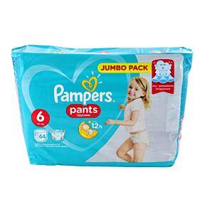 Πάνες PAMPERS Pants Jumbo No.6 (44τεμ.)