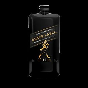 Ουίσκι JOHNNIE WALKER black label pocket (200ml)