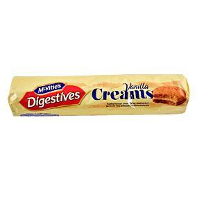 Μπισκότα MCVITIE'S digestive με γέμιση μπανάνας (168g)