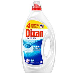 Απορρυπαντικό DIXAN πλυντηρίου ρούχων ωκεανός, σε υγρό (70μεζ.)