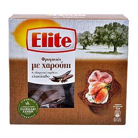 Φρυγανιές ELITE με χαρούπι (250g)