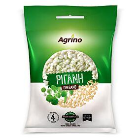 Ρυζογκοφρέτες AGRINO με ρίγανη (32g)