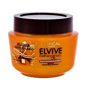 Μάσκα μαλλιών ELVIVE extraordinary oil (300ml)