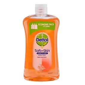 Υγρό σαπούνι DETTOL grapefruit refill (750ml)