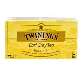 Τσάι TWININGS Earl grey (25x50g)