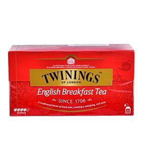 Τσάι TWININGS English breakfast (25x50g)