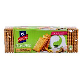 Μπισκότα ΑΛΛΑΤΙΝΗ πτι μπερ χωρίς ζάχαρη (225g)