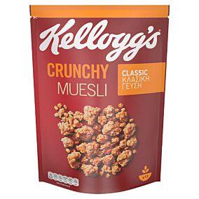 Δημητριακά KELLOGGS Crunchy muesli classic (500g)