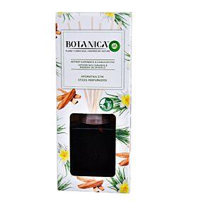 Αρωματικό χώρου BOTANICA άρωμα Καραϊβικής & σανδαλόξυλο, sticks