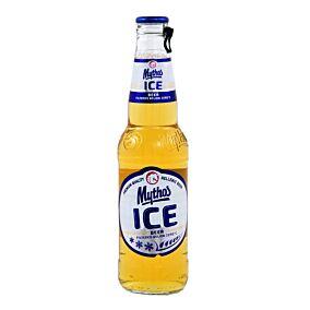 Μπύρα MYTHOS ice beer φιάλη (330ml)