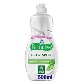 Απορρυπαντικο πιάτων PALMOLIVE Eco ευκάλυπτος (500ml)
