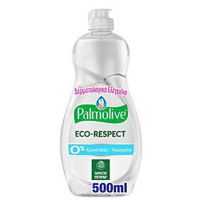 Απορρυπαντικο πιάτων PALMOLIVE Eco 0% (500ml)
