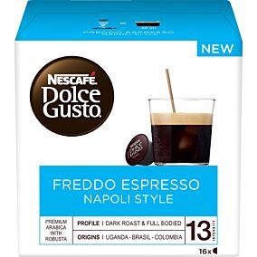 Καφές NESCAFÉ dolce gusto freddo espresso σε κάψουλες (16x128g)