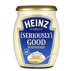 Μαγιονέζα HEINZ Seriously good (480ml)