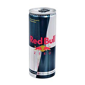 Ενεργειακό ποτό RED BULL zero (250ml)