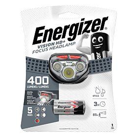 Φακός ENERGIZER κεφαλής HD+ Focus 3AAA