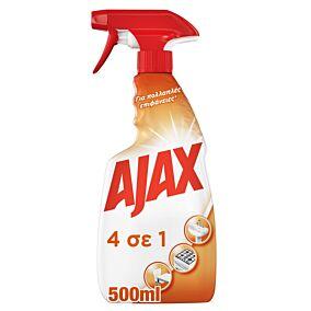 Καθαριστικό AJAX γενικής χρήσης 4 σε 1, σε σπρέι (500ml)