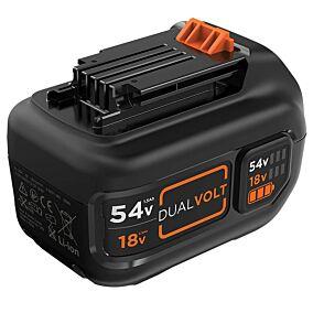 Μπαταρία BLACK & DECKER λιθίου dual volt 54V 2.5Ah