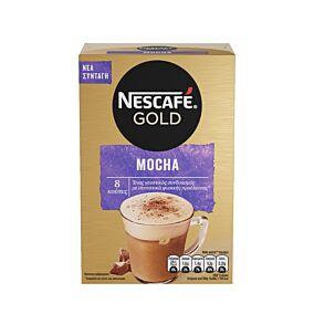 Καφές NESCAFE Gold Mocha (8x144g)