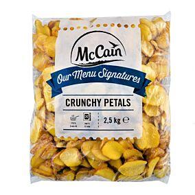 Πατάτες MCCAIN Crunchy Petals κατεψυγμένες (2,5kg)