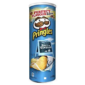 Πατατάκια PRINGLES Salt and vinegar (175g)
