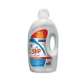 Απορρυπαντικό SKIP ultra action clean συμπυκνωμένο υγρό πληντυρίου ρούχων (160μεζ.)