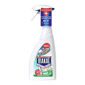 Καθαριστικό VIAKAL αντιβακτηριακό σε μορφή Spray (750ml)