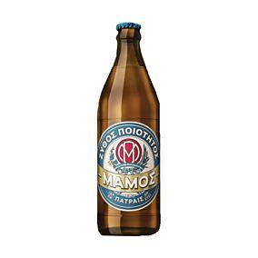 Μπύρα ΜΑΜΟΣ επιστρεφόμενη φιάλη (24x330ml)