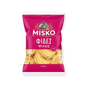 Πάστα ζυμαρικών MISKO φιδές ψιλές (250g)