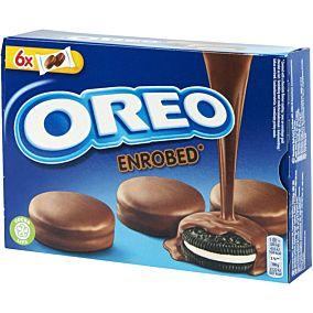 Μπισκότα OREO με επικάλυψη σοκολάτας γάλακτος (246g)