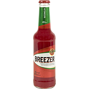 Ρούμι BACARDI Breezer Watermelon (24x275ml)
