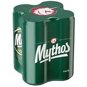 Μπύρα MYTHOS (4x500ml)