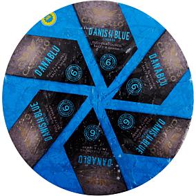 Μπλε τυρί CASTELLO danablu κεφάλι Δανίας (3kg)