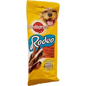 Σνακ PEDIGREE σκύλου rodeo μοσχάρι (4τεμ.)