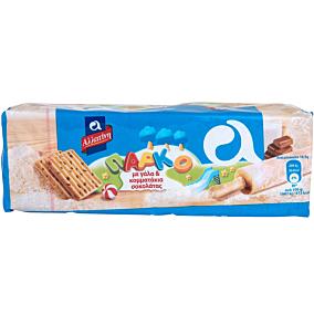 Μπισκότα ΑΛΛΑΤΙΝΗ πάρκο με γάλα και σοκολάτα (270g)