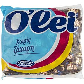 Καραμέλες O'LEI καπουτσίνο χωρίς ζάχαρη (1kg)
