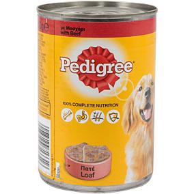 Τροφή PEDIGREE σκύλου με μοσχάρι (400g)