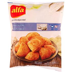 Τυροπιτάκια ALFA κουρού κατεψυγμένα (800g)