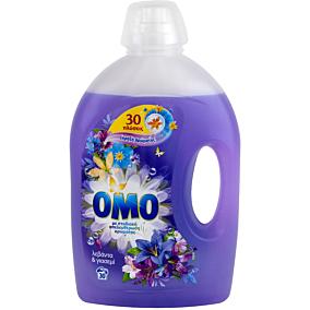 Απορρυπαντικό OMO λεβάντα και γιασεμί πλυντηρίου ρούχων, υγρό (30μεζ.)