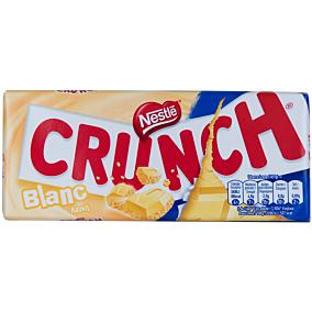 Σοκολάτα CRUNCH γάλακτος λευκή (100g)
