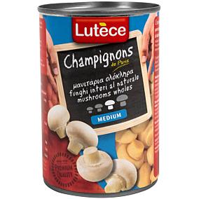 Κονσέρβα LUTECE μανιτάρια ολόκληρα (400g)