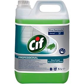 Καθαριστικό CIF professional γενικής χρήσης forest fresh (5lt)